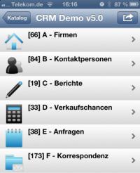 Mobil-App für Team4 CRM und andere Notes-Anwendungen in neuer Version Thumbnail