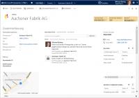 CRM 2013 Neuerungen 4: User Interface Übersicht Thumbnail
