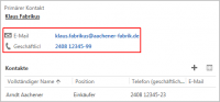 CRM 2013 Neuerungen 2: Quick View Forms Thumbnail