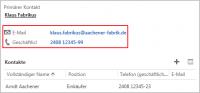 CRM 2013 Neuerungen 2: Quick View Forms Thumbnail