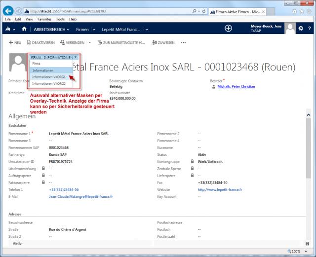 SAP_02_Screen_Acount_Vertriebsbereich_Fomular_Overlay 2013