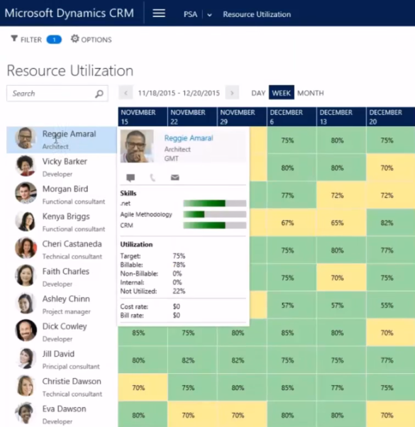 CRM2016-Project-Service