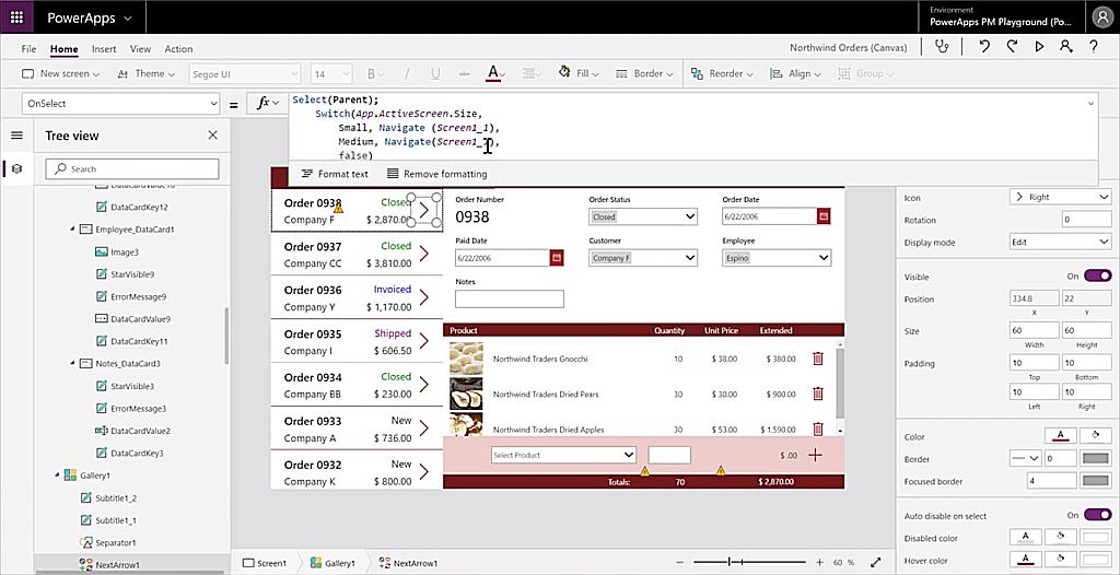 Team4 Power Platform als low-code Entwicklungsumgebung ist ...